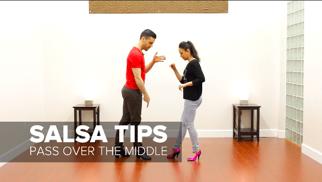How to improve your salsa basic step dance dojo