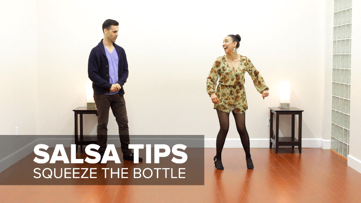 Salsa Tips - How to Improve your Salsa Turn Technique