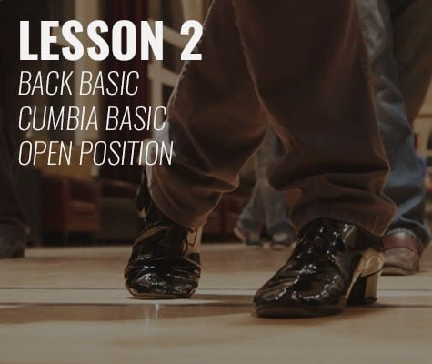 Back Salsa Basic Step, Cumbia Basic - How to Dance Salsa - Dance Dojo